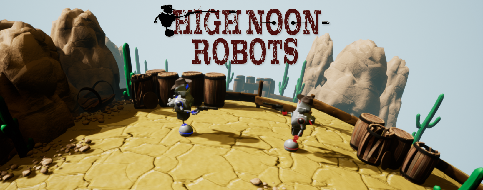 High Noon Robots