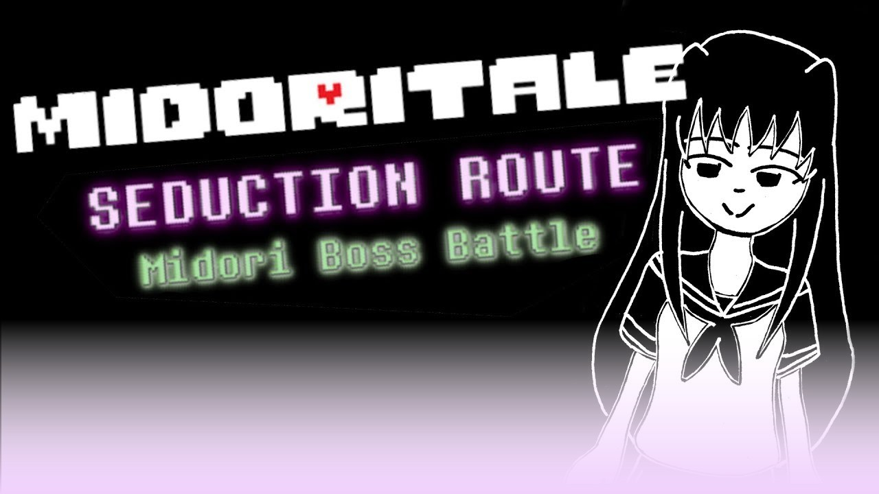 Midoritale:  The Seduction Route