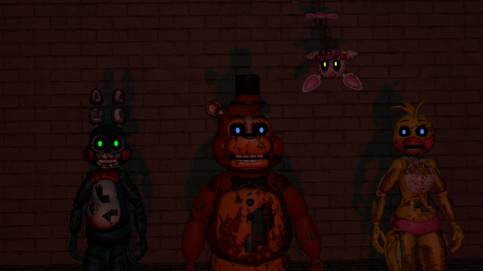 Twelve Nights at Freddy's