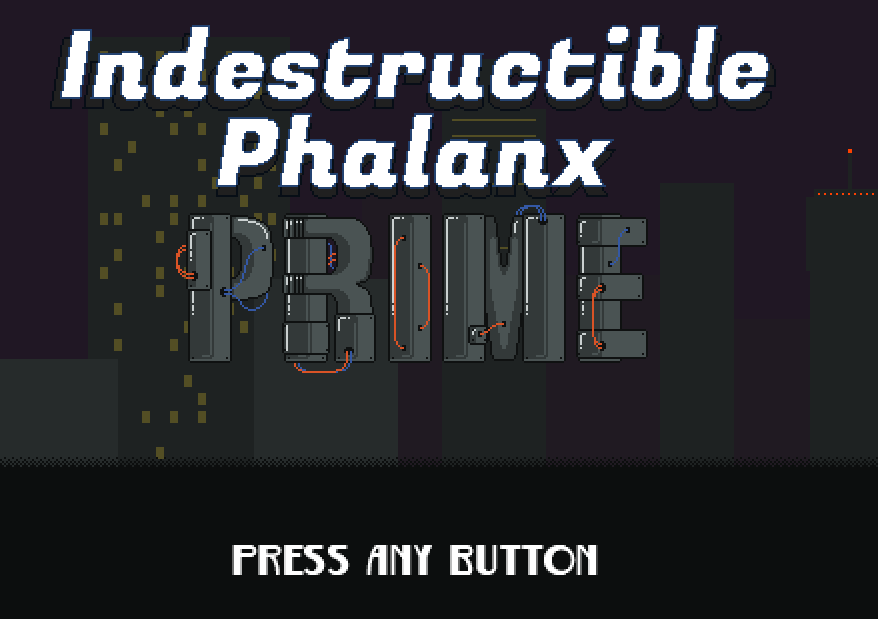 Indestructible Phalanx Prime