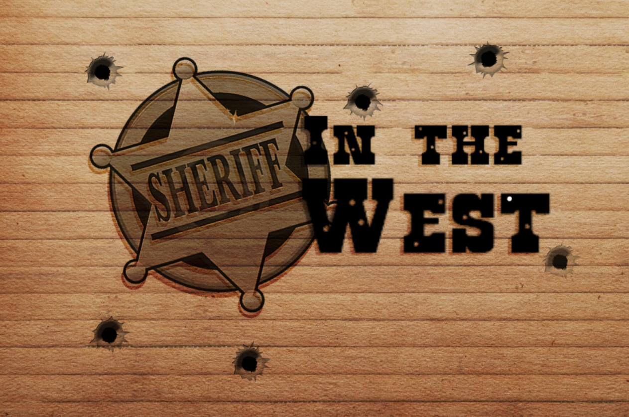 Sheriff in the West