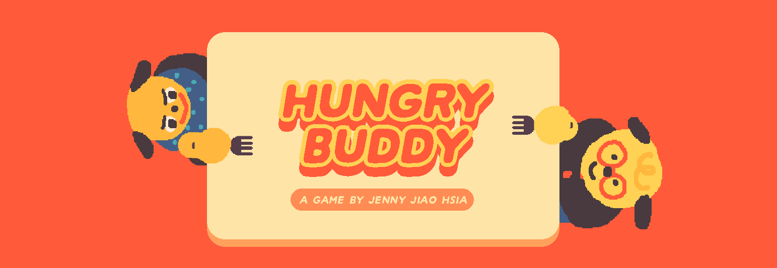 HUNGRY BUDDY