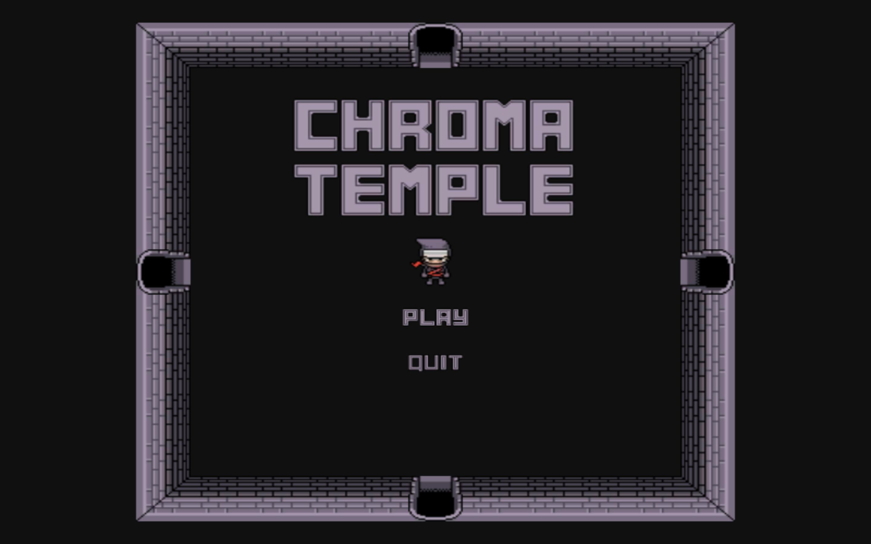 CHROMA TEMPLE by potrepka