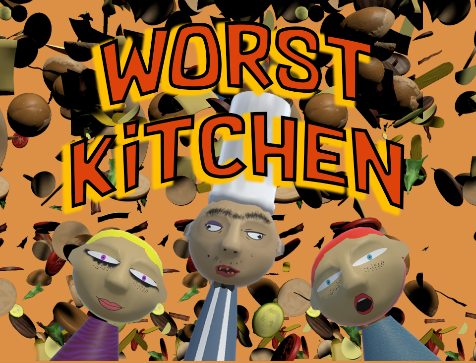 Worst Kitchen