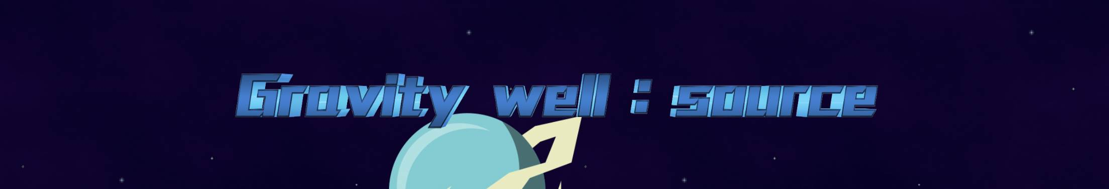 Gravity well:source