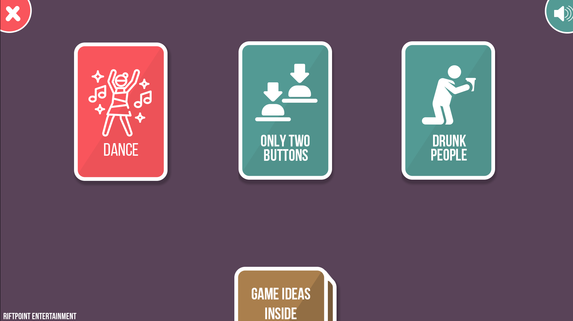 The Amazing Game Idea Generator by Riftpoint Entertainment for PAIN ...