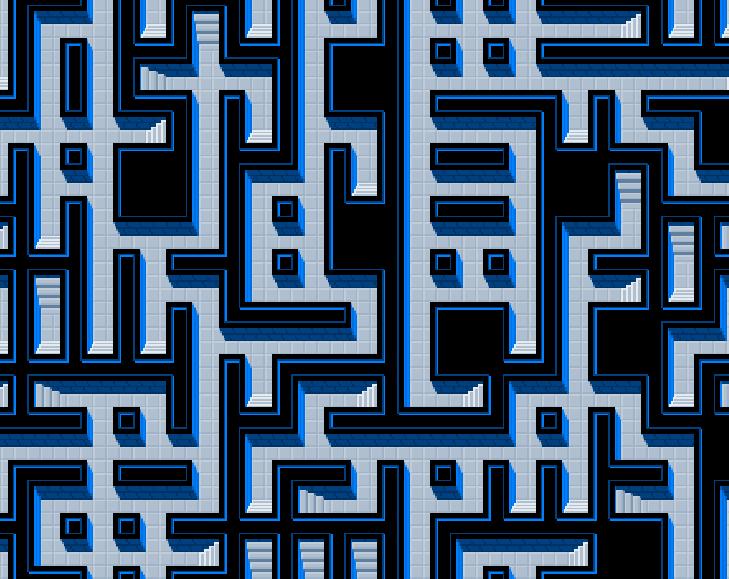 Random Map Generation demo by Locomule