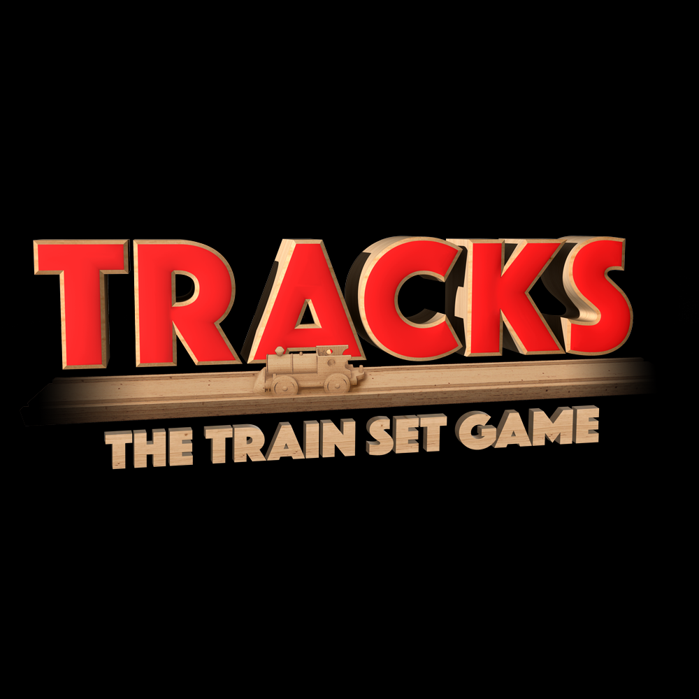 Tracks: The Train Set Game by Dr. Whoop
