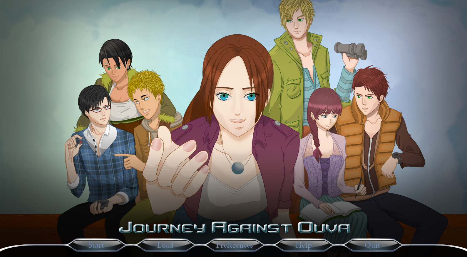 Journey Against Ouva (Demo - Beta)