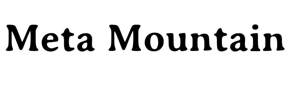 Meta Mountain