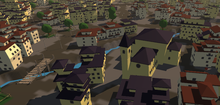 TOWN - Tiny prOcedural World geNerator by Delca, Valtyr