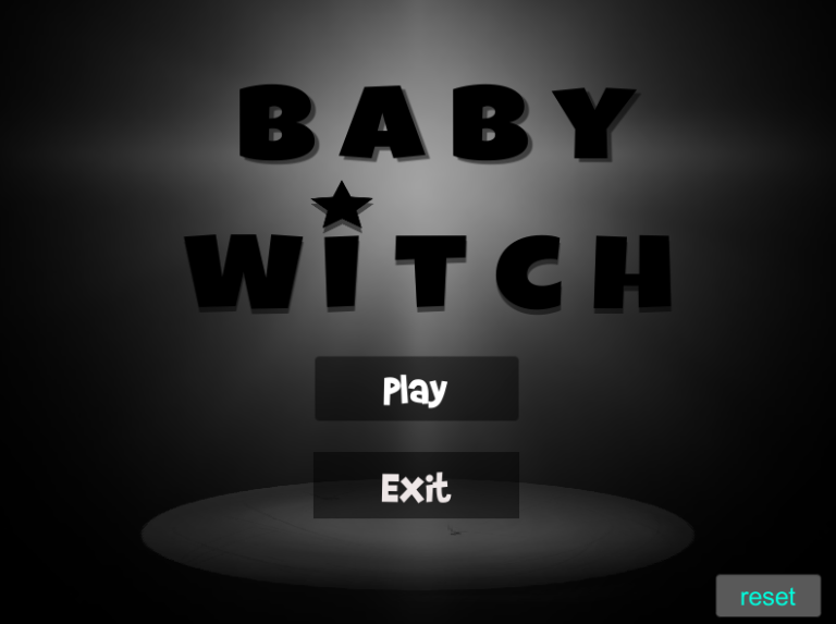 Baby witch 2d adventure