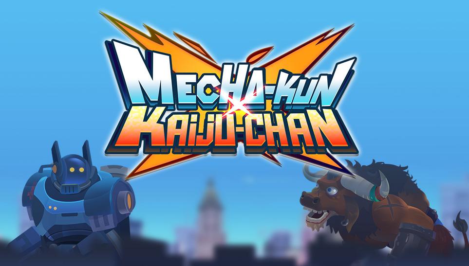 Mecha-kun X Kaiju-chan
