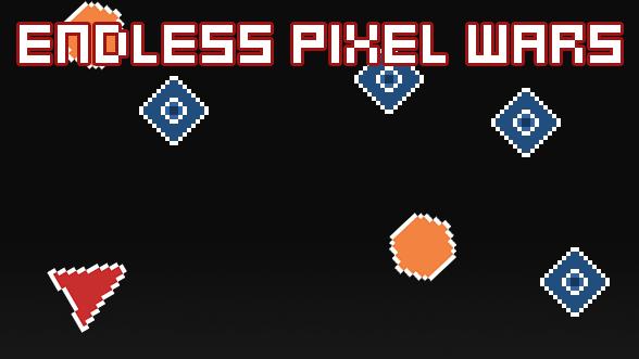 Endless Pixel Wars