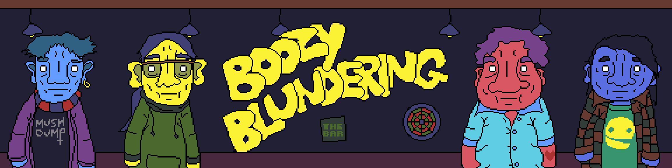 Boozy Blundering