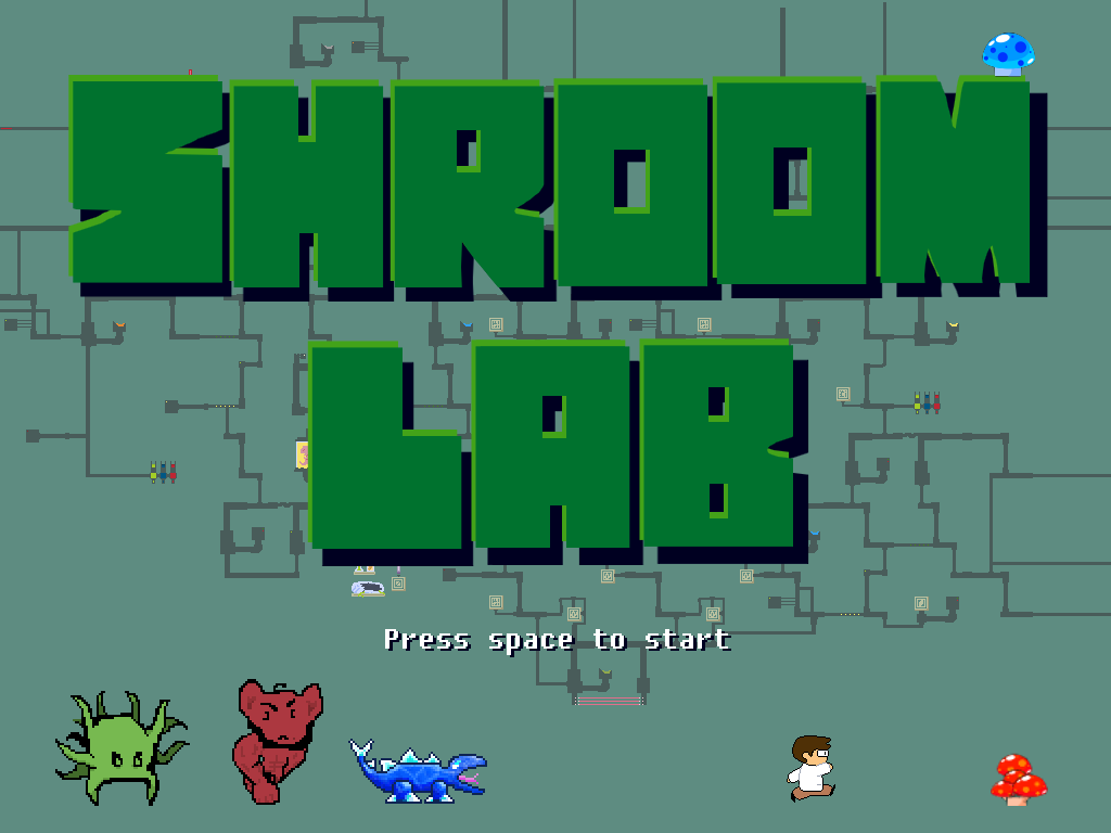 Game: Shroom Lab (by MaroonCatz)