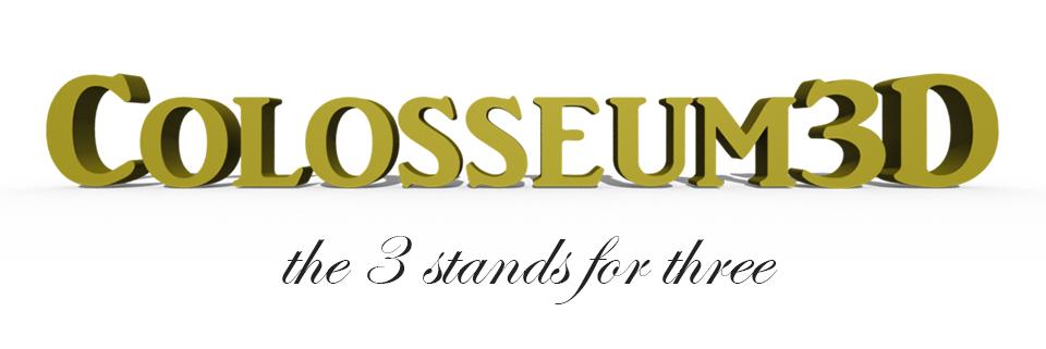 Colosseum3D