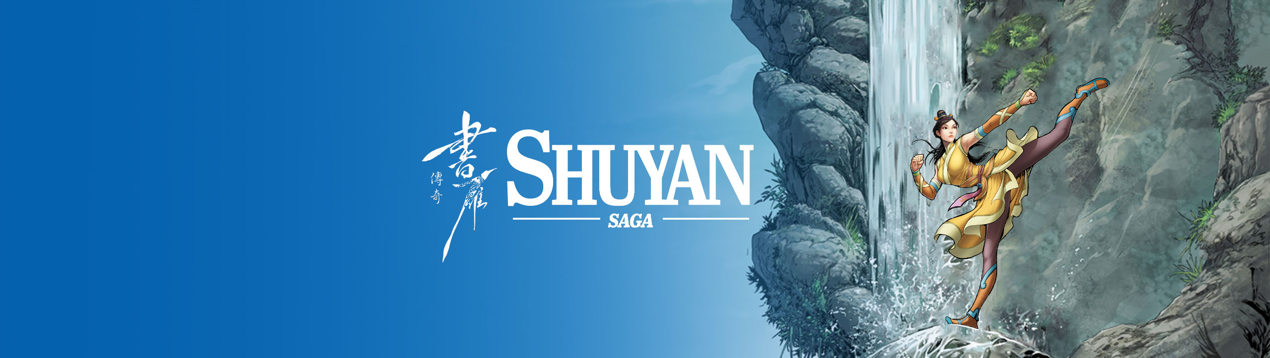 Shuyan Saga (Steam Download Key)