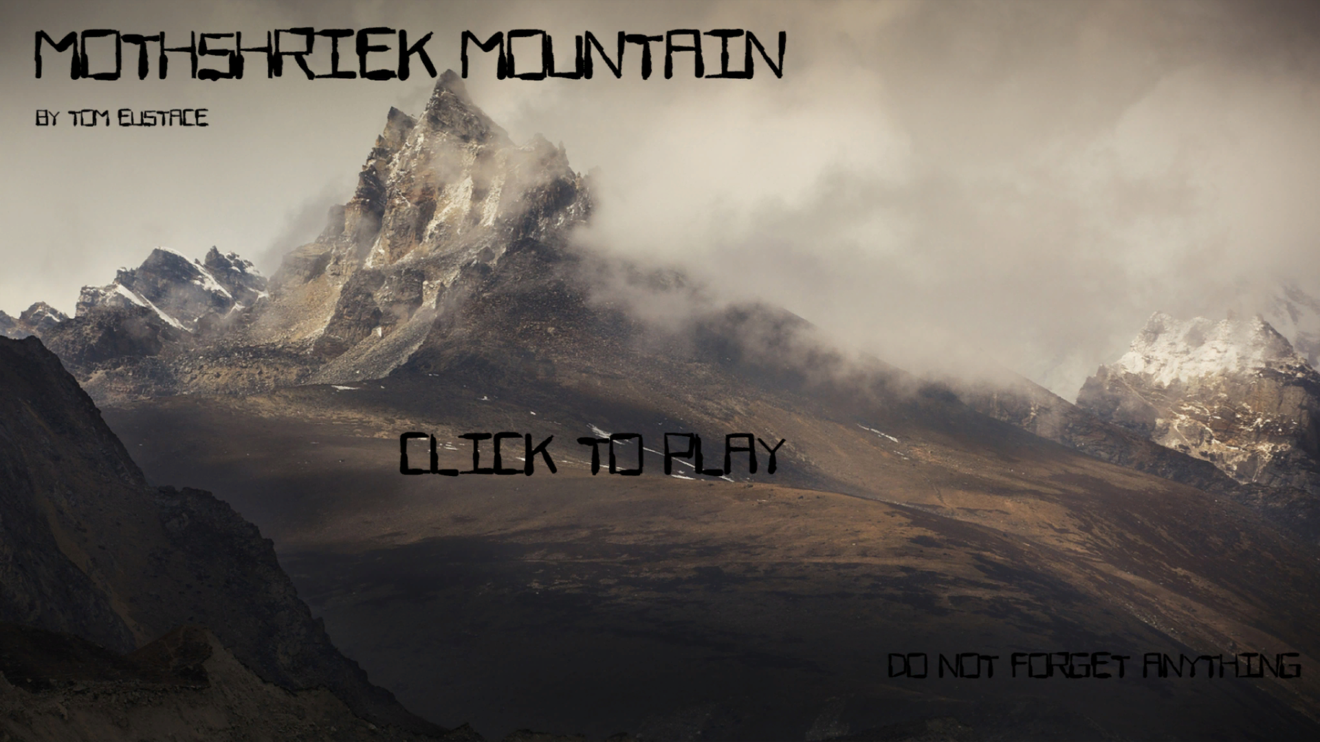 Mothshriek Mountain