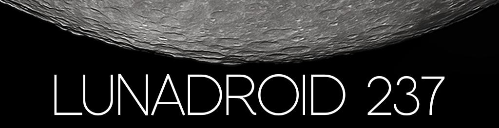Lunadroid 237 - A VR Short Story