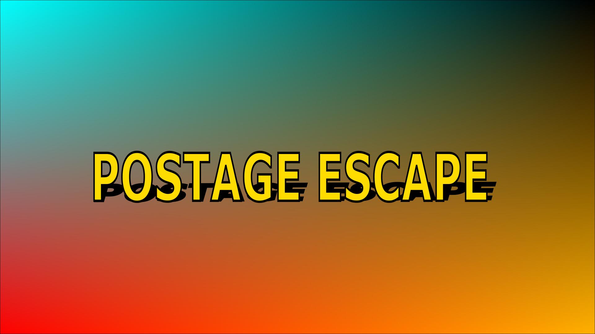 Postage Escape