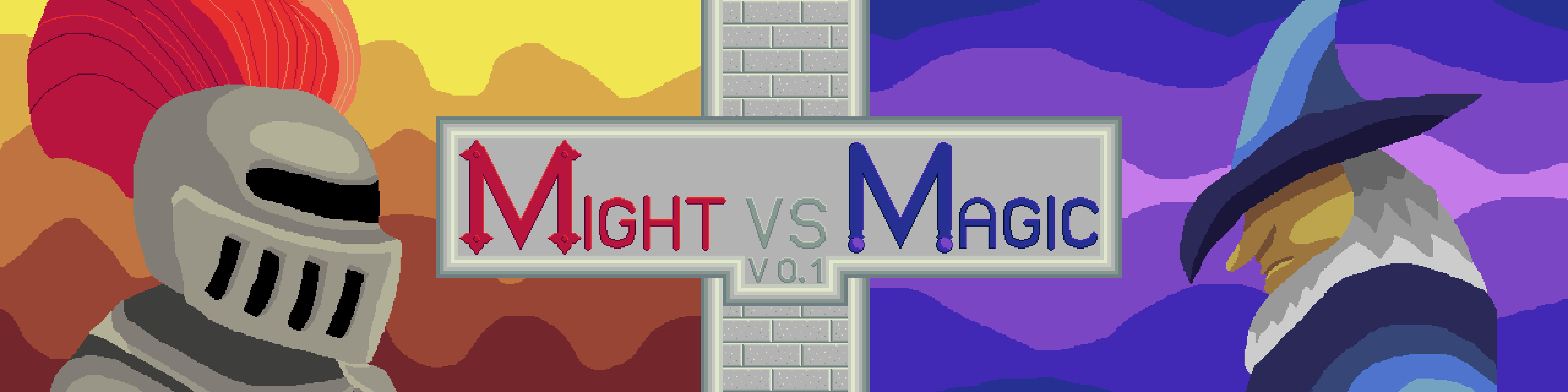 Might Vs magic