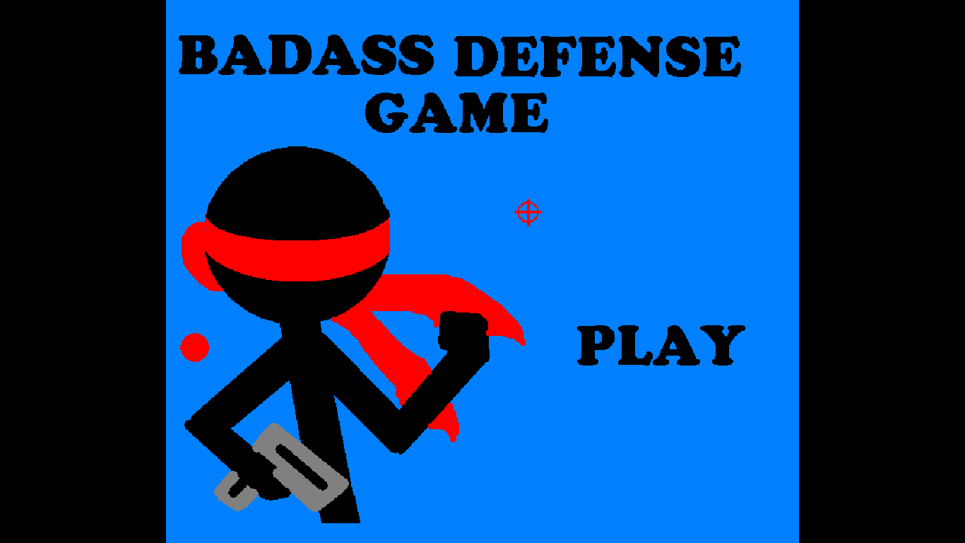 Badass Defense Game