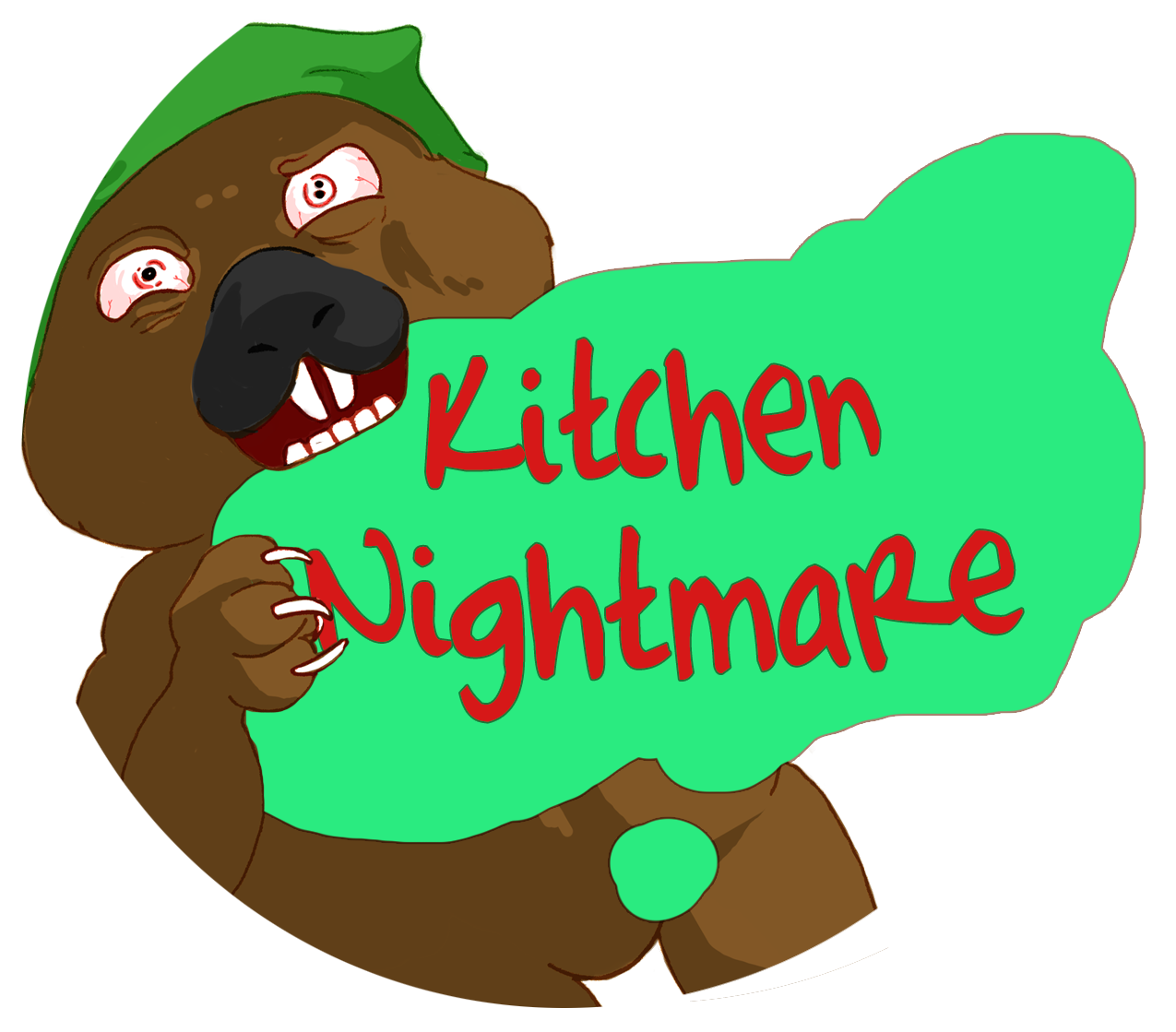 Kitchen Nightmare VR