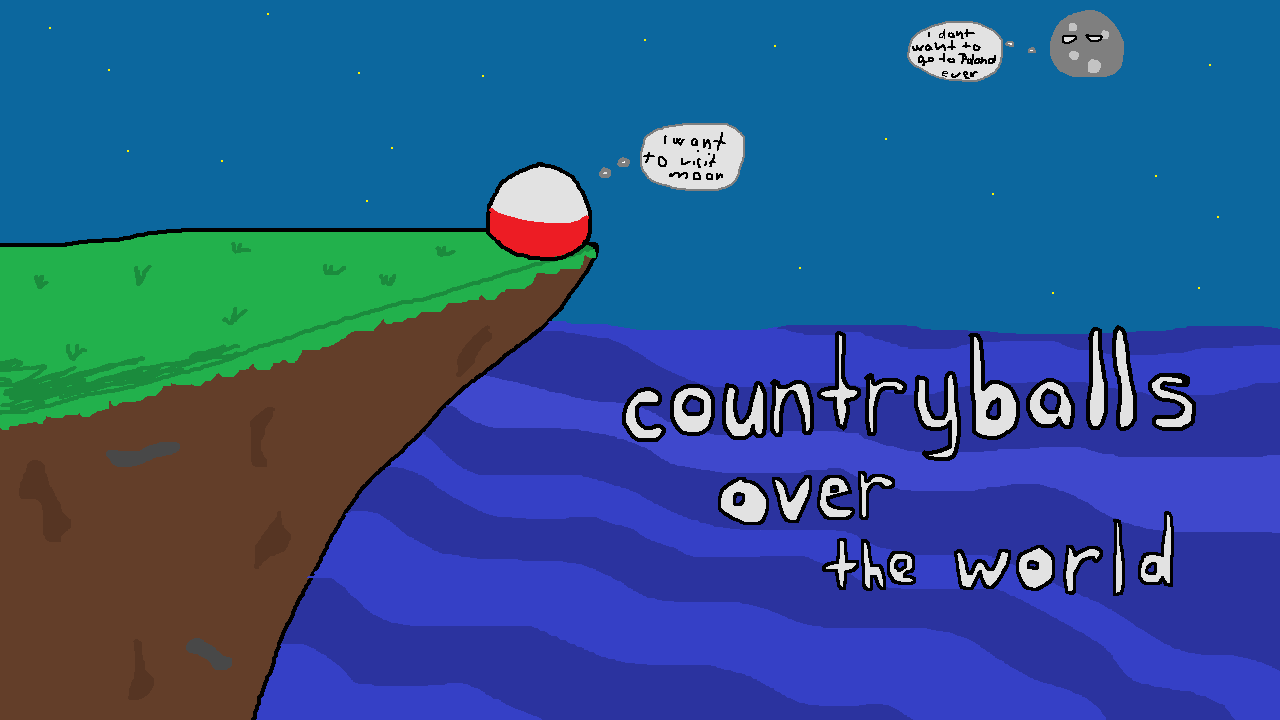 Countyballs: Over the World