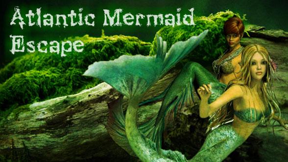 Atlantic Mermaid Escape By Kai3114