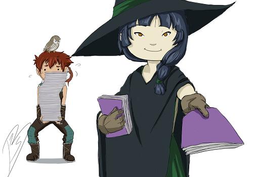 Ria's Cauldron #1