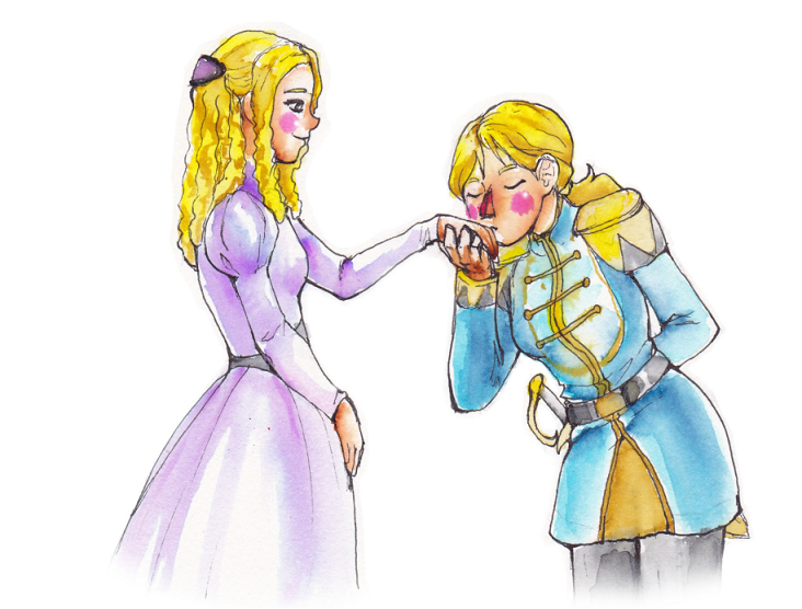The Nutcracker Princess