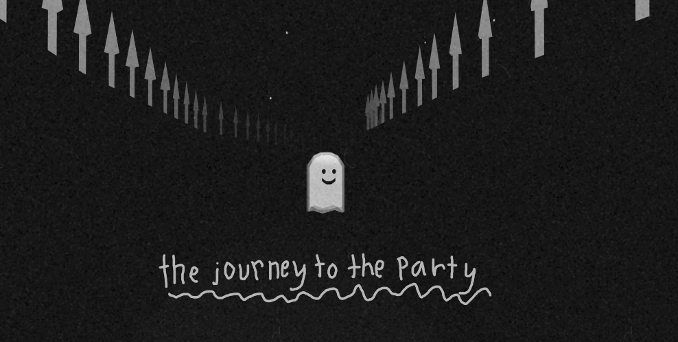 the journey to the party