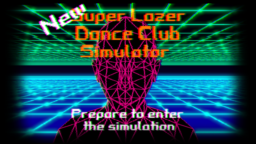 New Super Lazer Dance Club Simulator