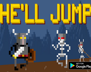 hell jumpview game page