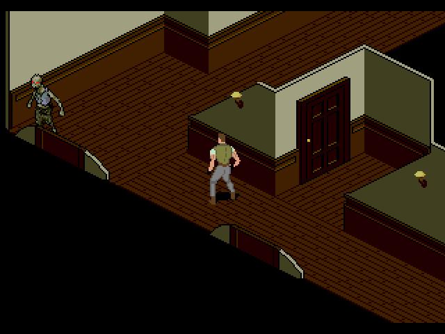 Bio Evil ® (SEGA Mega Drive Tech Demo) by PSCD