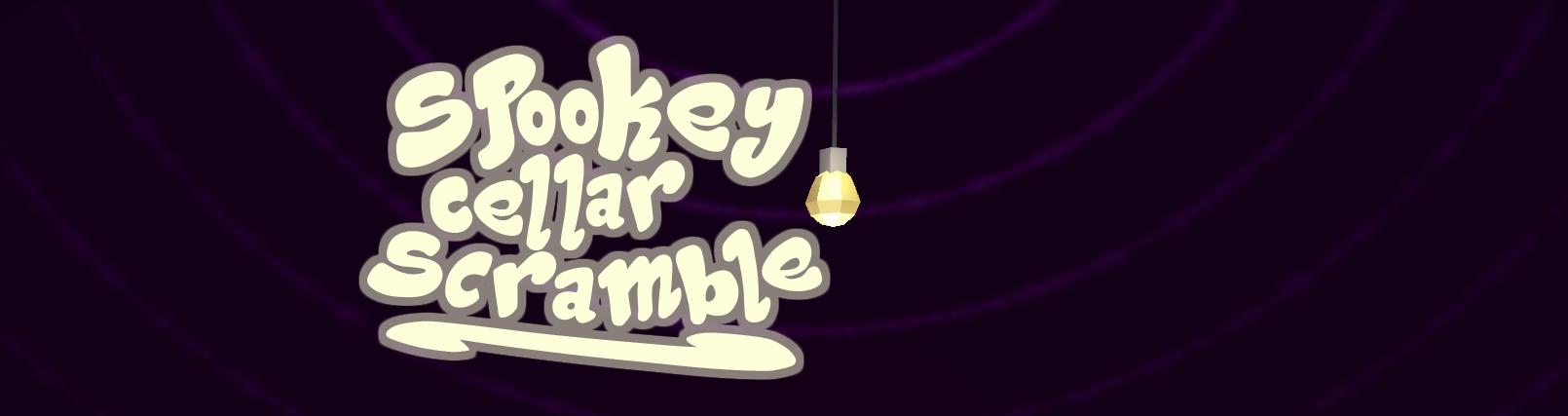 Spookey Cellar Scramble