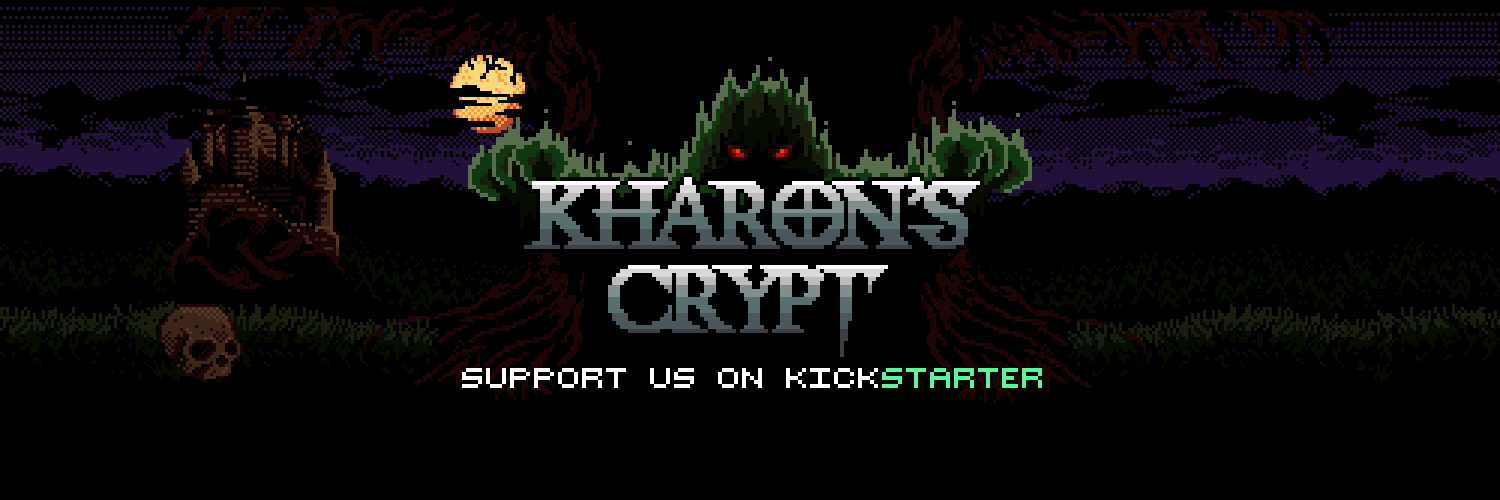 Kharon's Crypt - Even Death May Die