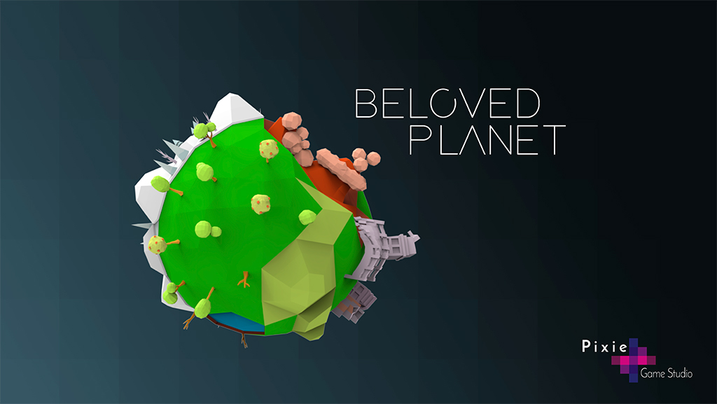 Beloved Planet.