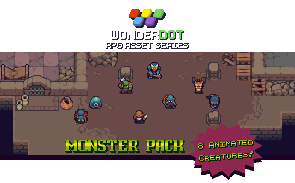 RPG Monster Pack