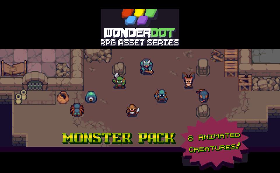 RPG Monster Pack
