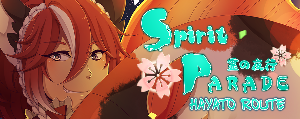 Spirit Parade: Hayato Route