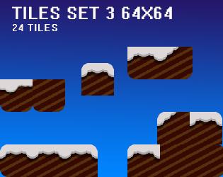 24 tiles, set 3, 64x64