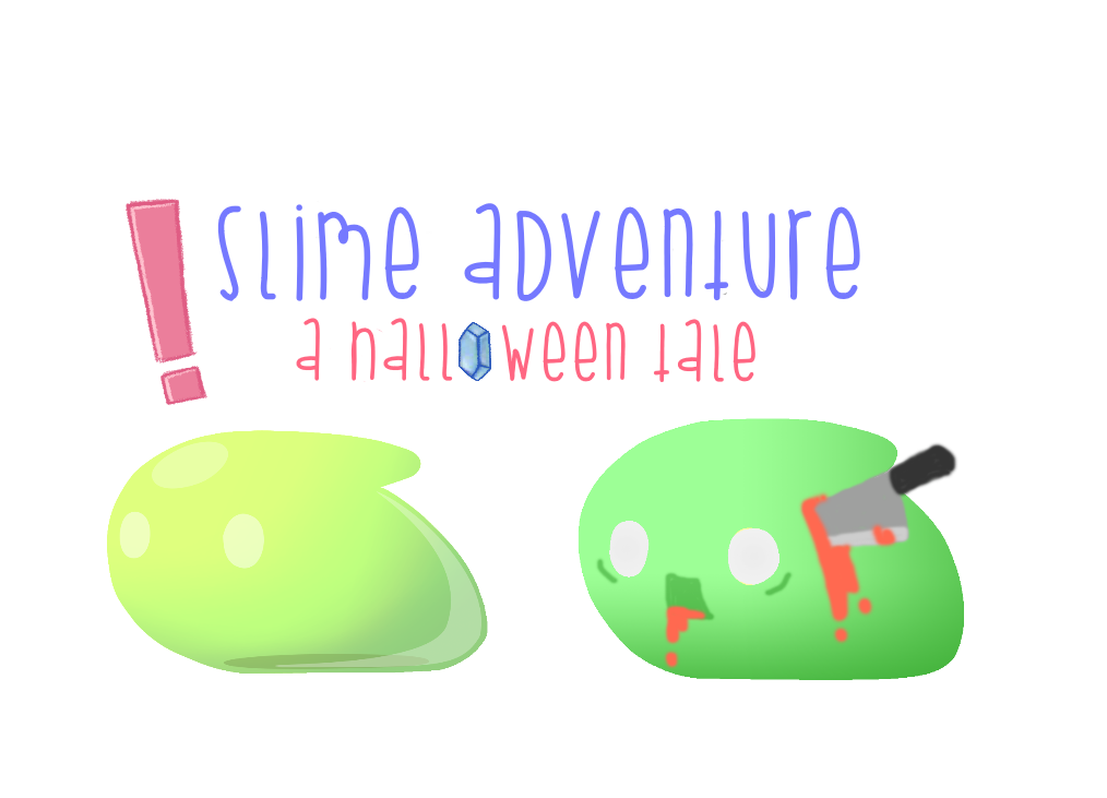 Slime Adventure | A Halloween Tale