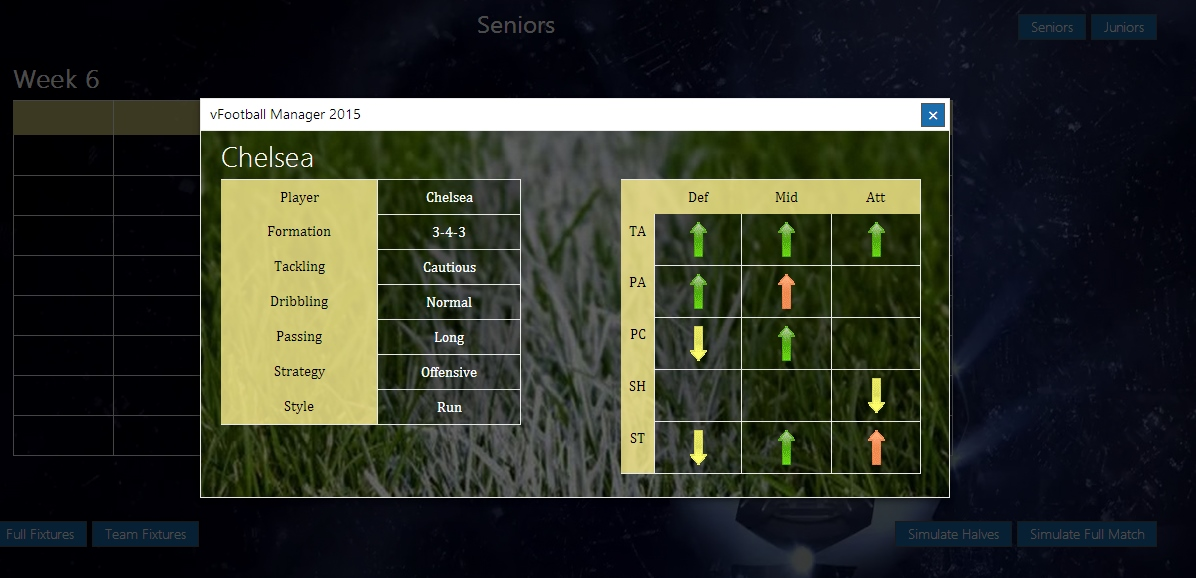 vFootball Manager 2015