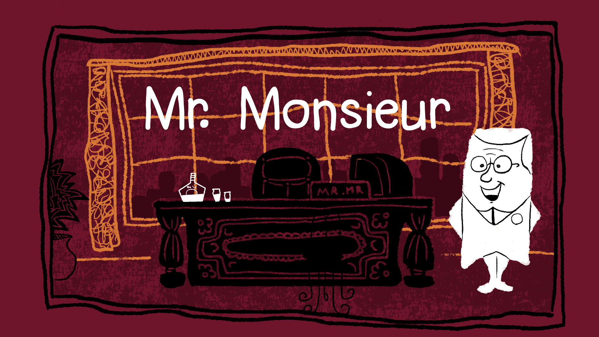 Mr. Monsieur