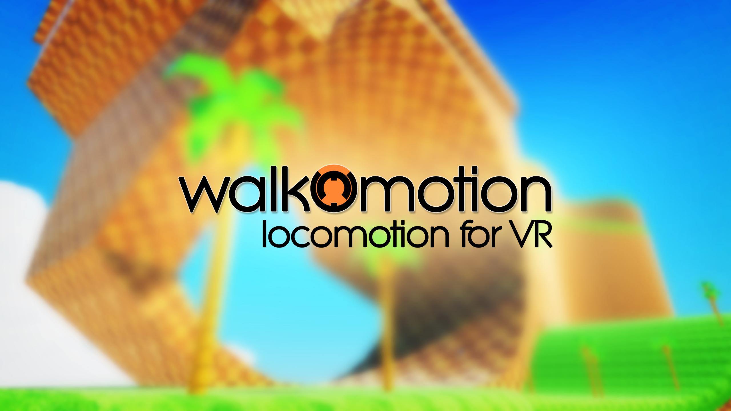 Walk-O-Motion - SONIC VR Prototype