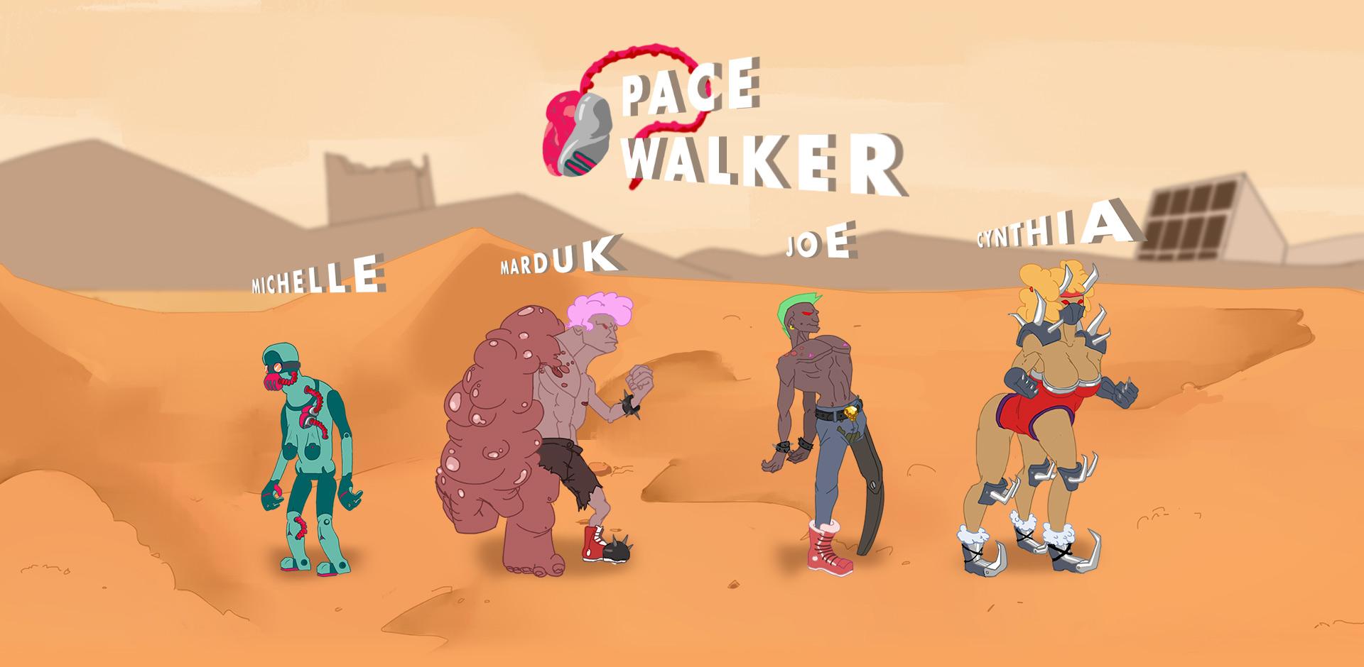 Pace Walker