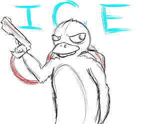ICE! by hunterkepley for Open Jam - itch io