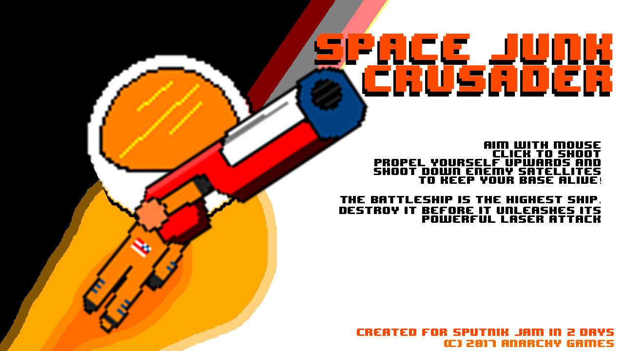 Space Junk Crusader